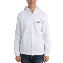 Stussy - Mens Basic Stussy Zip Sweater