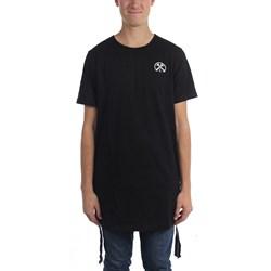 Civil Clothing - Mens Extended Zip Long T-Shirt