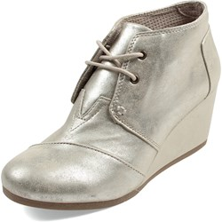 Toms - Womens Desert Wedge Bootie