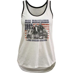 Big Brother & The Holding Co. - Womens USA Tank Top