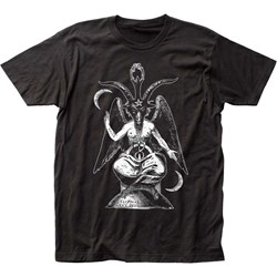 Impact Originals - Mens Baphomet Fitted T-Shirt
