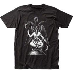 Impact Originals - Mens Baphomet Fitted T-Shirt
