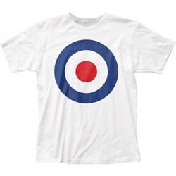Impact Originals - Mens Mod Target Fitted T-Shirt