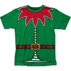 Impact Originals - Mens Elf Big Print T-Shirt