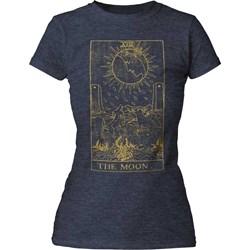 Impact Originals - Womens The Moon Tarot T-Shirt