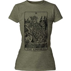 Impact Originals - Womens The Empress Tarot T-Shirt