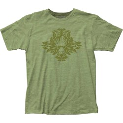 Guardians of the Galaxy - Mens Leaf Groot Fitted T-Shirt
