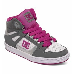 DC- Girls Rebound Hi Top Shoes