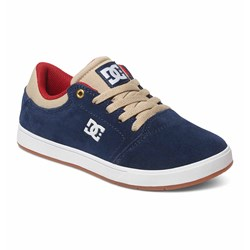 DC- Boys Crisis Lowtop Shoes