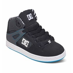 DC - Youth Rebound KB Skate Shoes