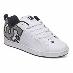 DC- Young Womens Court Graffik Se Lowtop Shoes