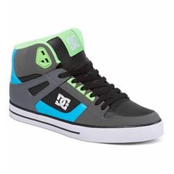 DC - Mens Spartan Hi Wc M  Hi Shoe