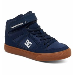 DC - Unisex-Child Spartan High Ev Shoes