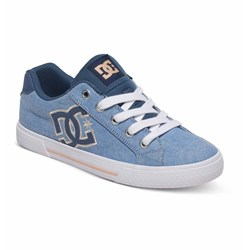 DC- Young Womens Chelsea Tx Se Lowtop Shoes