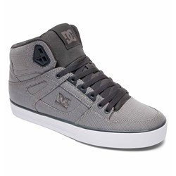 DC- Young Mens Spartan High Wc Tx Se Hi Top Shoes