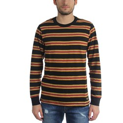 Loser Machine - Mens Switchback Long Sleeve Knitted T-Shirt