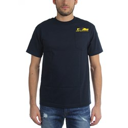 Dark Seas - Mens Bait & Tackle Pocket T-Shirt