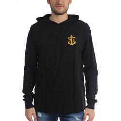 Dark Seas - Mens Waterman Hooded Long Sleeve T-Shirt