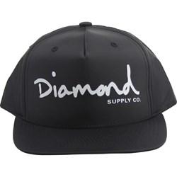 Diamond Supply Co. - Mens Og Script Snapback Hat