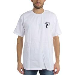 Stussy - Mens Stock Yin Yang T-Shirt