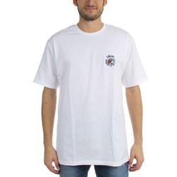 Stussy - Mens Global Wreath T-Shirt