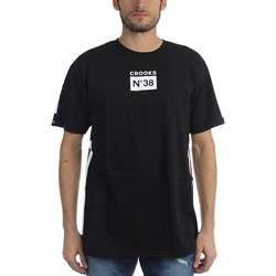 Crooks & Castles - Mens Prime No 38 T-Shirt
