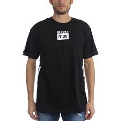 Crooks & Castles - Mens Prime No 38 T-Shirt