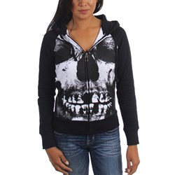 Iron Fist - Womens Loose Tooth Hoodie