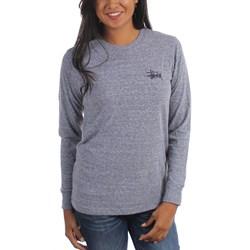 Stussy - Womens Flam Classic Long Sleeve T-Shirt