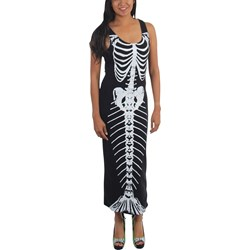 Iron Fist - Womens Bone Deep Maxi Dress