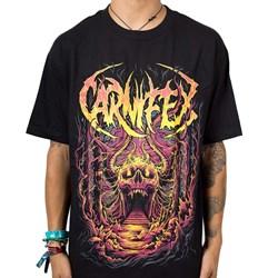Carnifex - Mens Skull Cave T-Shirt