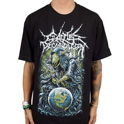 Cattle Decapitation - Mens North American Extinction T-Shirt