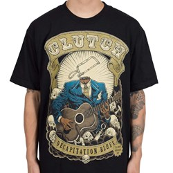 Clutch - Mens Decapitation Blues T-Shirt