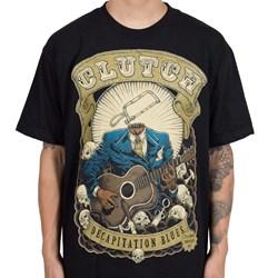 Clutch - Mens Decapitation Blues T-Shirt