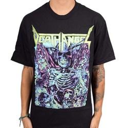 Death Angel - Mens Skull Master T-Shirt
