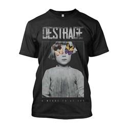 Destrage - Mens A Means to No End T-Shirt