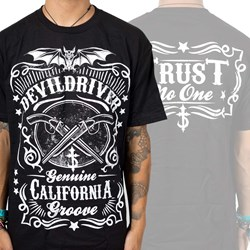 DevilDriver - Mens Sawed Off T-Shirt