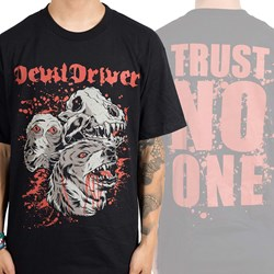 DevilDriver - Mens Wolf T-Shirt