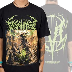 Disentomb - Mens Dino T-Shirt