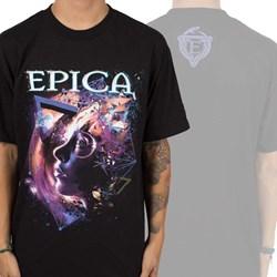 Epica - Mens THP Album Cover T-Shirt