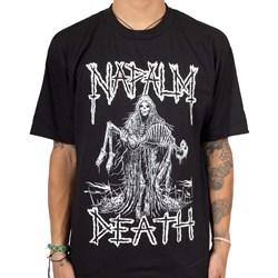 Napalm Death - Mens Reaper T-Shirt