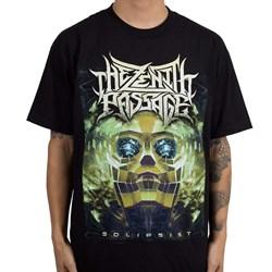 The Zenith Passage - Mens Digital Mirror Face T-Shirt