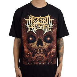 The Zenith Passage - Mens Flesh Mirror Face T-Shirt