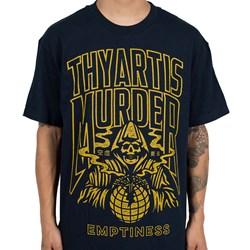 Thy Art Is Murder - Mens Stay Bold Emptiness T-Shirt