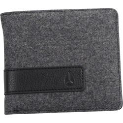 Nixon - Mens Showdown Bi-Fold Zip Wallet