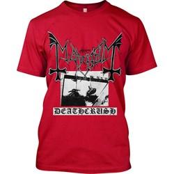Mayhem - Mens Deathcrush T-Shirt