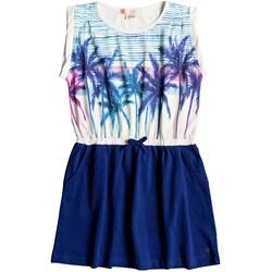 Roxy - Girls Presidio Palm Smocked Dress