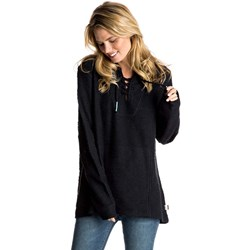 Roxy - Womens Pearling Poncho Pullover Sweater