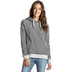 Roxy - Womens Shoal Hood Stripe Crew Neck Sweater