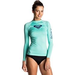 Roxy - Womens Wholeheartls Long Sleeve Surf T-Shirt